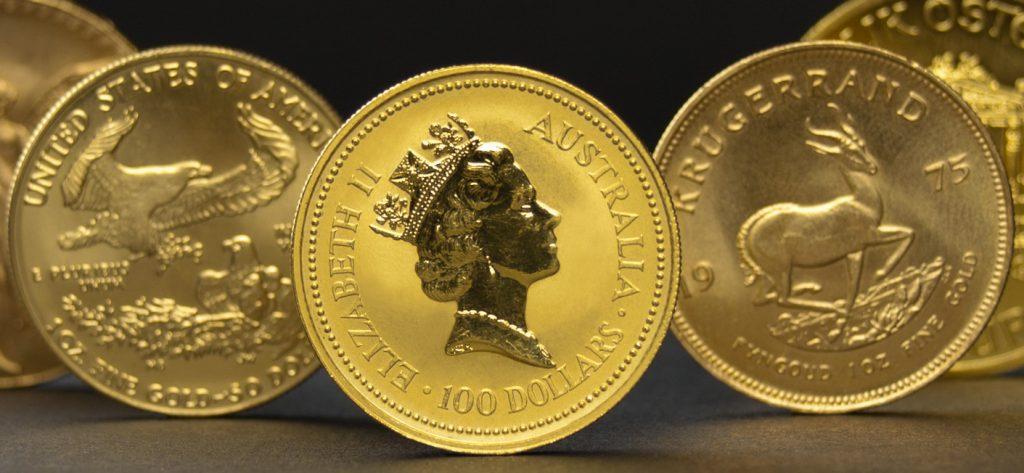Les pièces d'or image