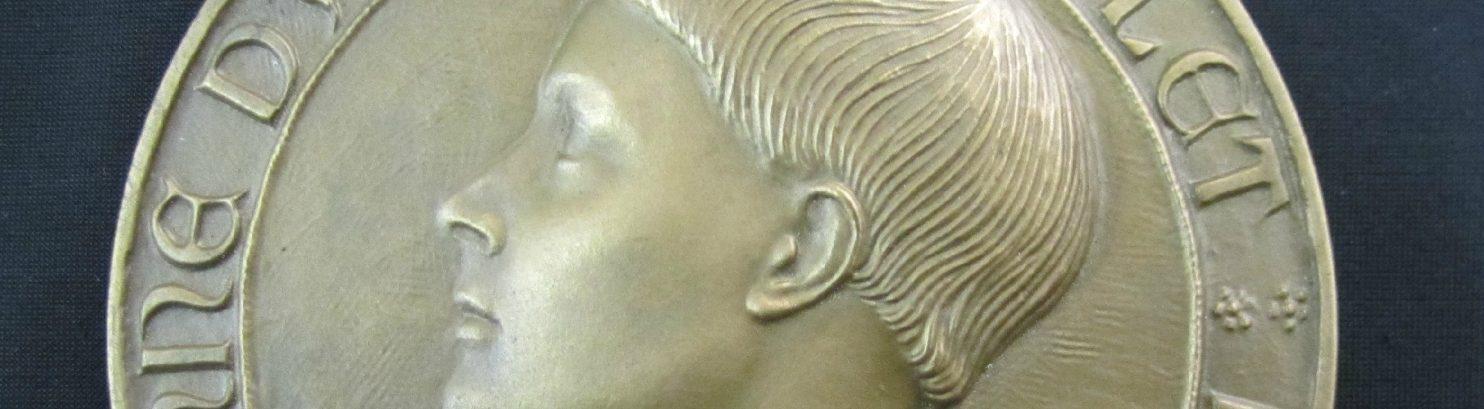 Pourquoi opter pour les médailles Jeanne d'Arc - image